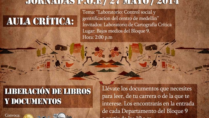 Laboratorio de cartografía y liberación de documentos