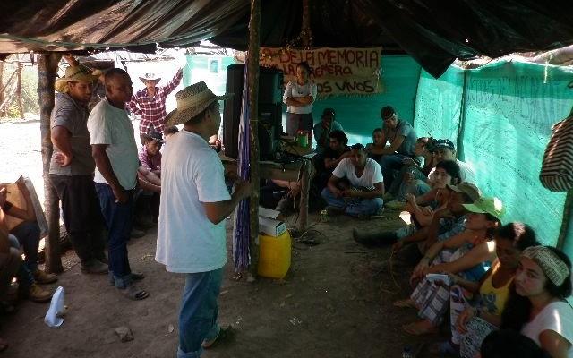 Barequeros, comunidad trashumante