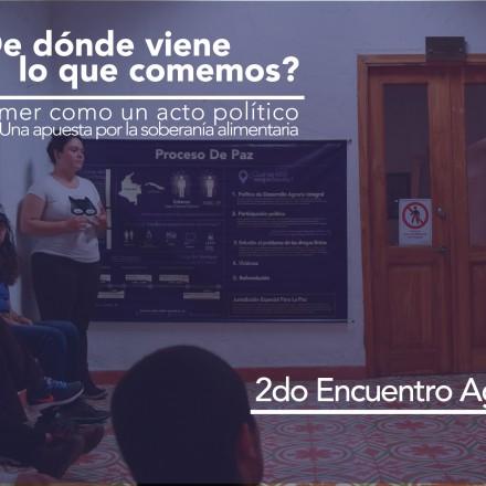 2do Encuentro Agroecológico