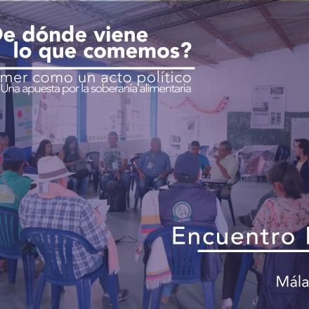 Encuentro Nacional RedBioCol