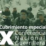 La última conferencia de las FARC- EP en armas