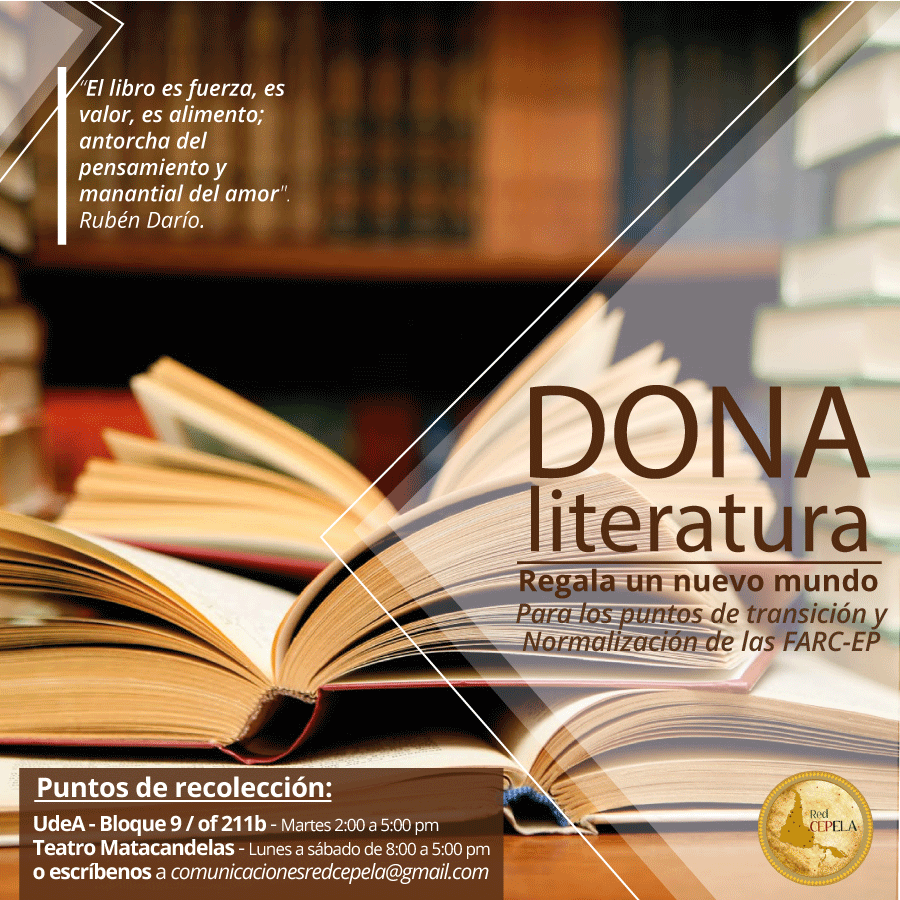 Donación-libros